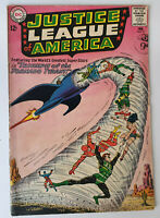 Justice League Of America #17 Silver Age DC Comics 1st Appearance Red Tornado F-