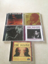 Eric Dolphy 5 Cd Memorial sessions Woody Shaw Herbie Hancock Bobby Hutcherson