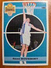 Carte basketball cards Panini 1994 Olympique Antibes SNB #6 Rémi Bousquet