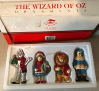 VTG KURT ADLER Box WIZARD OF OZ Christmas Ornaments BLOW MOLD