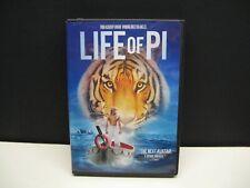 (DVD) Life Of Pi with Suraj Sharma, Irrfan Khan