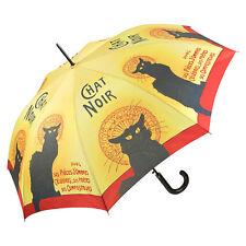 Regenschirm von Lilienfeld Stockschirm Motivschirm Chat Noir Damen Schirme