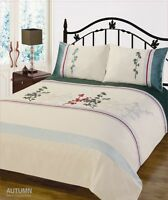 Modern New Duvet Cover With Pillowcase Quilt Cover Bedding Set Double Bed Size