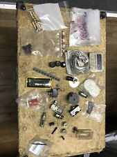 Miscellaneous Guitar, Amplifier, Microphone Parts Untested As Is Parts Lot