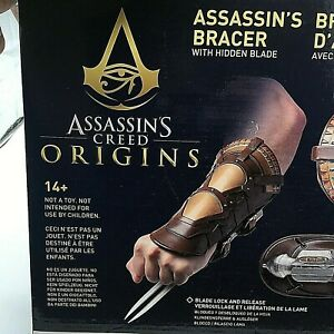Assassins Creed Origins - Assassin's Bracer Hidden Blade Brassard UBISOFT New
