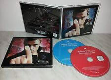 CD + DVD ROBBIE WILLIAMS - INTENSIVE CARE - SPECIAL EDITION