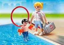 """playmobil SummerFun Wasserspaß N° 6677 """"Schwimm-Meisterin"""" NEU der SOMMER - Hit"""