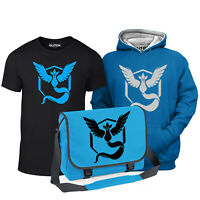 Kids Team Mystic Contrast Triple Pack - gamer go anime t shirt hoodie bag cool