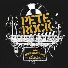 Underground Classics by Pete Rock CD, Sep-2006, Rapster Records BRAND NEW SEALED