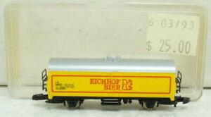 Marklin 8632 Z Scale Eichhof Bier Reefer Car EX/Box