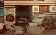 Architecture - Mill Run PA Falling Water Frank Lloyd Wright Postcard #13