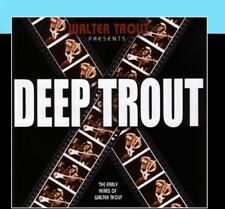 Deep Trout /Walter Trout - Brand New & Sealed- Fast Ship! CD H-27/11