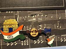 Hard Rock Cafe - New Delhi Core Flag over City