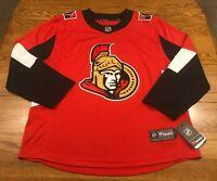 Ottawa Senators Breakaway Hockey Jersey Men's  L Large NWT New