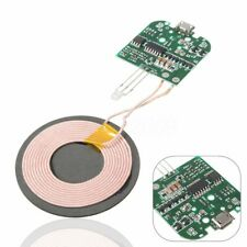 Qi Wireless Phone Charger PCBA Circuit Board With Coil Charging Module DIY