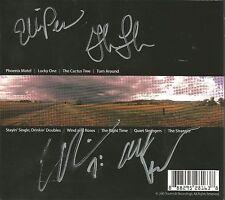 Scarlet Skies * by Midnight North (CD, 2015, Trazmick) Original Signed
