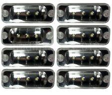 New 8x Cab Front Marker LED Lamp Lights for DAF XF-CF-LF MERCEDES (3 LEDs) 24V