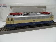 Liliput 110 132 - HO - DB  - E-Lok E10 1309 - blau/elfenbein - TOP IN OVP