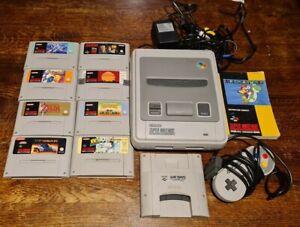 Nintendo Super Nintendo Entertainment System Bundle