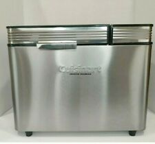 capaciy NEW Cuisinart CBK-200 Convection Bread Maker 2 lb stainless steal