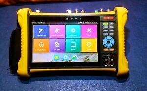"""Dahua PFM906 Integrated Mount Tester 7"""" IPS HD Touch Screen"""