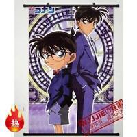 Cosplay Home Decor Poster Wall Scroll  Anime Detective Conan 60*90cm