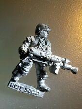 Riot Judge dredd i.p.c Figure citadel gw games workshop miniatures metal #A
