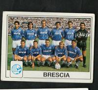 Figurina Calciatori Panini 1989/90 N.367! Squadra Brescia! Nuova con Velina!!