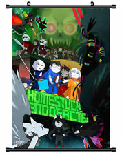 """Hot American Anime Homestuck Cosplay Home Decor Poster Wall Scroll 8""""x12"""" P45"""