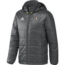 Abrigos y chaquetas de hombre adidas color principal gris de poliéster