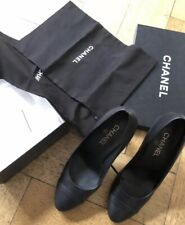 CHANEL chaussures escarpins taille 39,5
