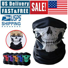 Motorcycle Face Mask Bicycle Ski Skull Half Face Mask Ghost Scarf 2020 Winter