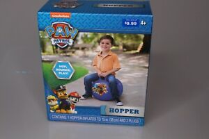 "Nick Jr. Paw Patrol Bouncing Hopper 15"" NEW for 4+"