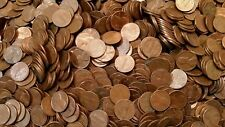 1 Roll of Circulated INVEST IN COPPER! Unsearched 95/% COPPER Pre-1983 Pennies