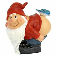 Gnomes Outside Mooning Gnome Garden And Lawn Decorations Rv Front Decor Best New