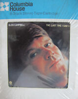 Glen Campbell Last Time I Saw Her 8 Track Tape NEW Terre Haute Sealed Cartridge
