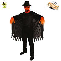 Men's Pumpkin Slayer costume Halloween Party Pumpkin slayer Role Play Outfits
