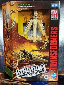 """Transformers Generations WFC Deluxe Wingfinger 5.5"""" Action Figure. New. 2021"""