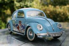 VW Käfer, Solido, 1:18, Milka Werbemodell, 1962, sehr selten