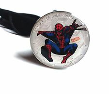 Spiderman Coin Custom Pinball Shooter Rod