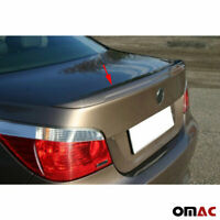Rear Trunk Spoiler Wing Primed Unpainted Wide For BMW 3 Series SD E90 2006-2012