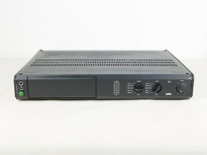 Braun A2 Receiver -  Vintage Amplifier - defekt