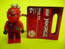 Lego Ninjago Kai  6104677 Ninja Schlüsselanhänger Keyring Keychain Anhänger