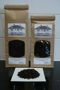 Laughton House  - Organic English Breakfast Tea - Grade: SFTGOP1