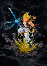 Bandai Figurine Dragon Ball Gogeta Super Saiyan Figuarts Zero 17cm DBZ