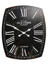 "Stile vintage inglese shabby Chic Orologio ""Old Town"" - NUOVO IN SCATOLA"