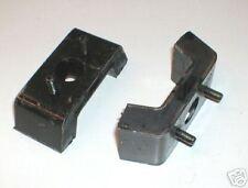ENGINE MOUNTS -PAIR -MG MIDGET RUBBER BUMPER MODELS CHA565