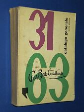 ►► GBC Catalogo Componenti Elettronici 5^ edizione ( 31 - 63 ) ◄◄