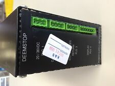 DEEMSTOP PSU-Cx/CZ POWER SUPPLY UNIT DEEMSTOP PSU-C/150
