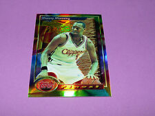 DANNY MANNING LOS ANGELES CLIPPERS FINEST TOPPS 1994 NBA BASKETBALL CARD